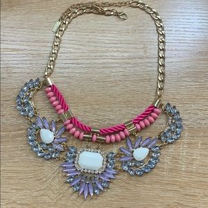 BaubleBar Rhinestone Necklace